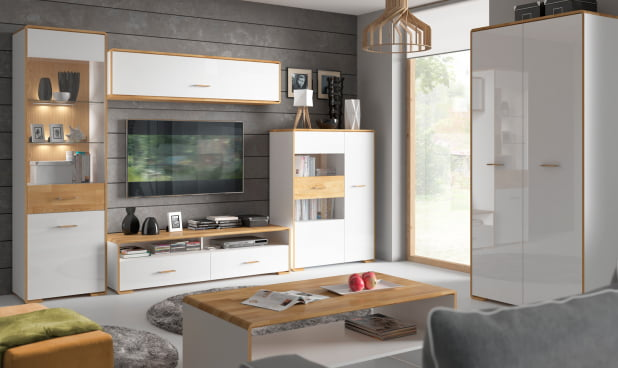 Kolekcja Black Red White Bari