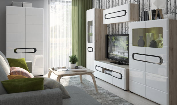 Kolekcja Black Red White Byron