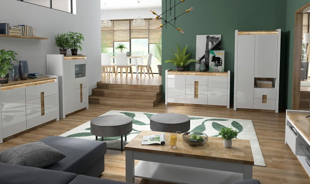 Kolekcja Black Red White Alameda