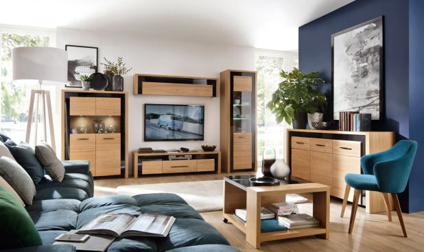 Kolekcja Black Red White Arosa