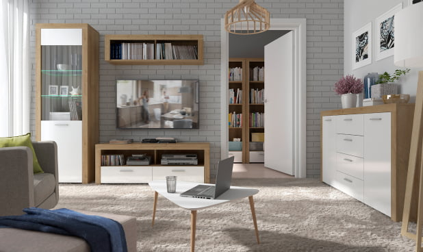 Kolekcja Black Red White Balder